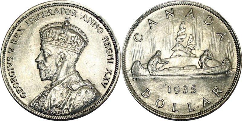 «Доллар путешественника» 1935 г.