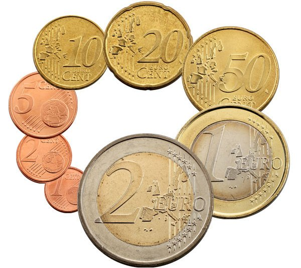 Монеты Еврозоны