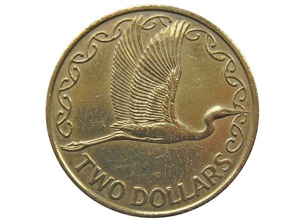 2 доллара, реверс