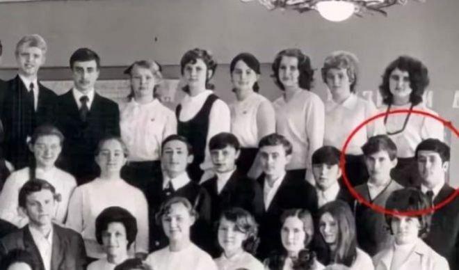 Сергей Мавроди в школьные годы