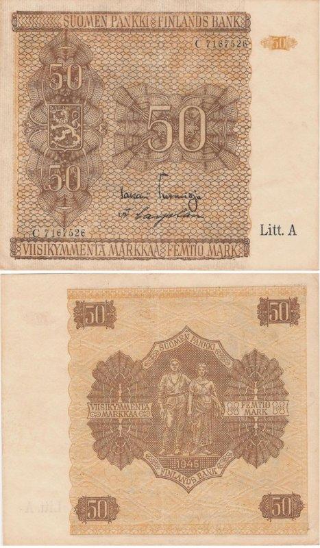 50 марок 1945