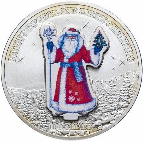 Монета «Дед Мороз», Науру