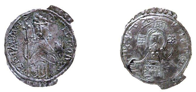 Сребреник Владимира Святославича