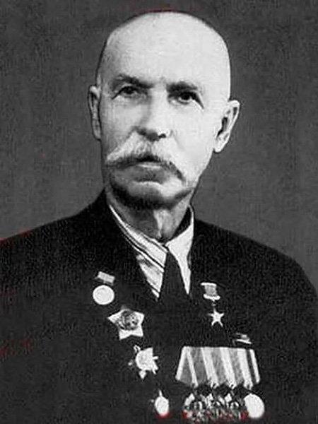 Фёдор Васильевич Токарев