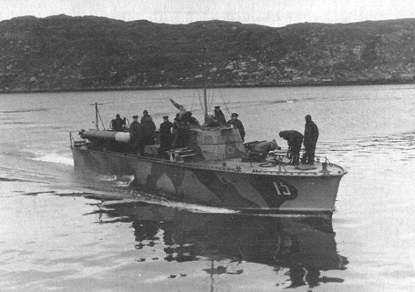 Торпедный катер Д-3