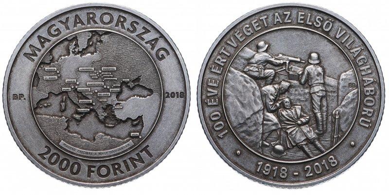 2000 форинтов (2018)