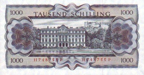 Реверс: Дворец Леопольдскрон в Зальцбурге