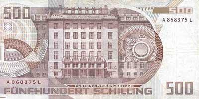 Реверс: Почтовое отделение сберегательного банка (Вена)