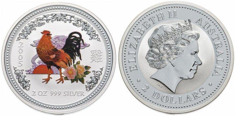2 доллара Австралии