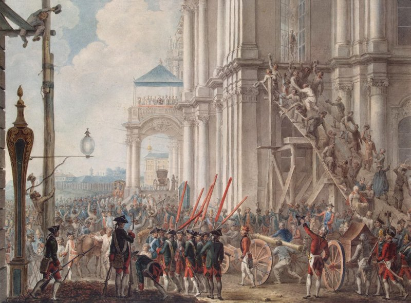 Эпоха дворцовых переворотов (II треть XVIII в.) – один из важнейших и ярких периодов отечественной истории