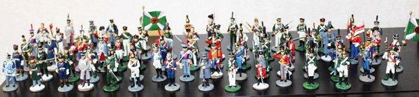Частная коллекция солдатиков