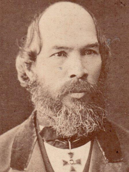 Отец В.И. Ульянова-Ленина – Илья Николаевич Ульянов