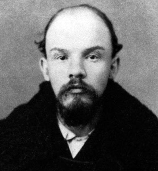 Владимир Ульянов в 1895 году