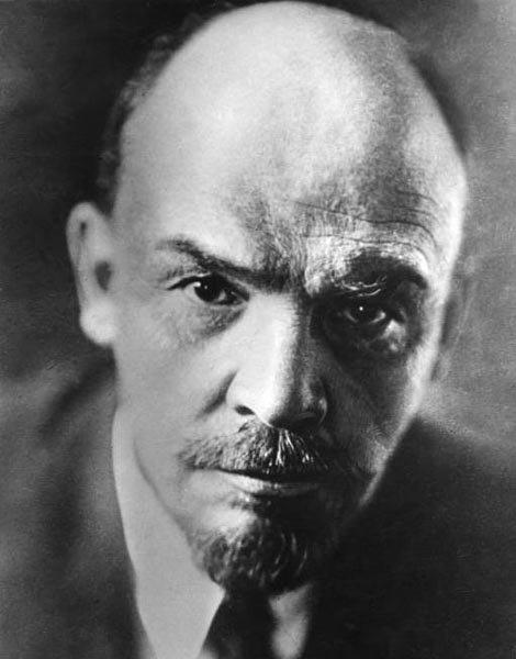 Владимир Ильич Ленин (последние годы)