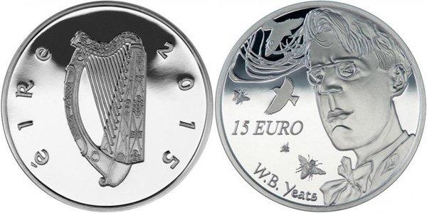 15 евро (Ирландия)