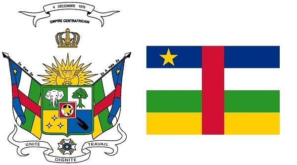 Герб и флаг ЦАИ (1976-1979 гг)