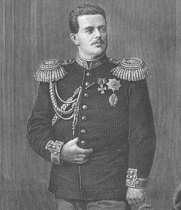 Великий князь Владимир Александрович. 1878 г.