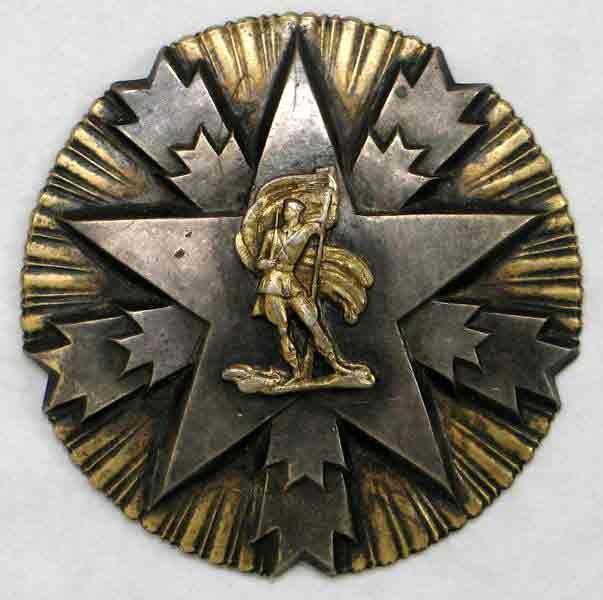 Орден Заслуг перед Народом второй степени с серебряными лучами