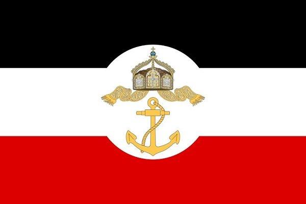 Флаг гражданской администрации Цзяо-Чжоу