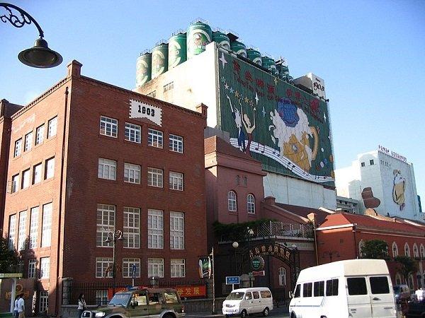 Пивоварня «Циндао» в наши дни