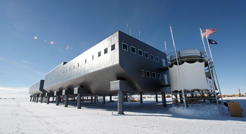 Полярная станция «Амундсен - Скотт»