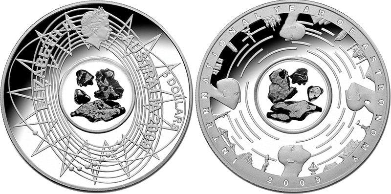 5 долларов, Австралия. 2009 г.