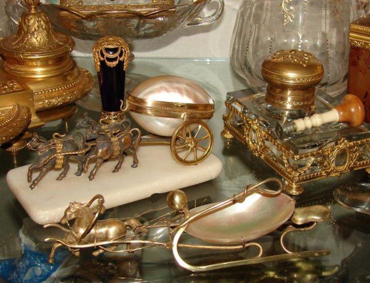 Предметы коллекционирования