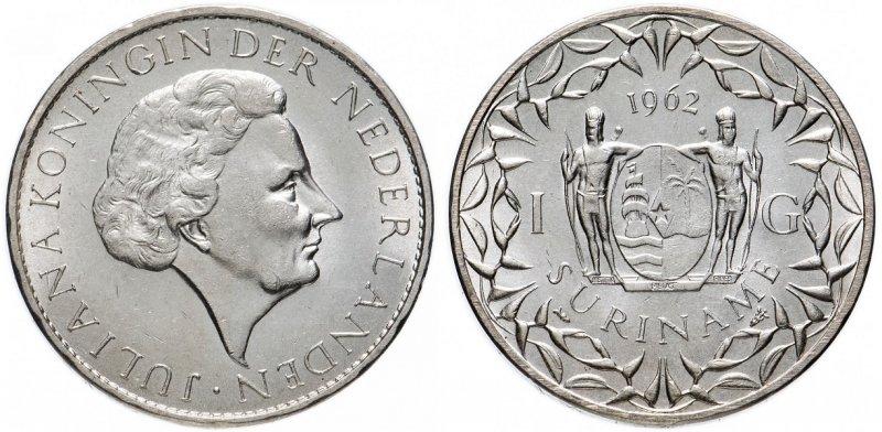 Суринамский гульден (1962)
