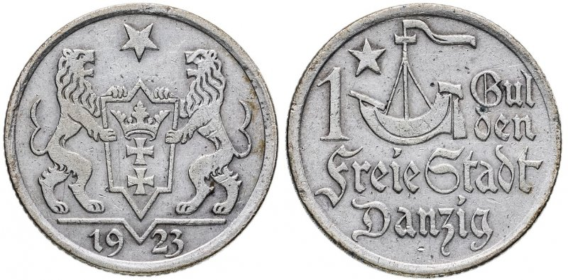 Гульден Данцига (1923)