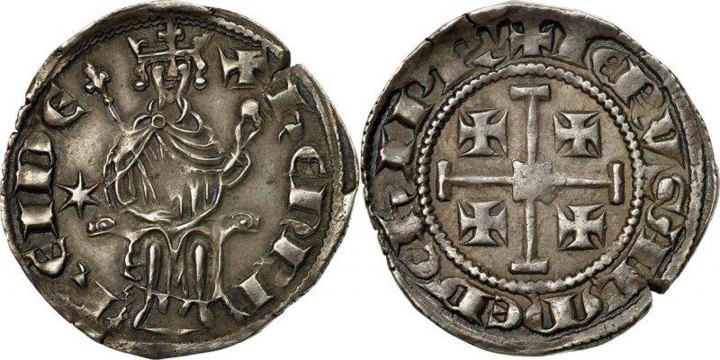 Кипрский грош (1310-1324)