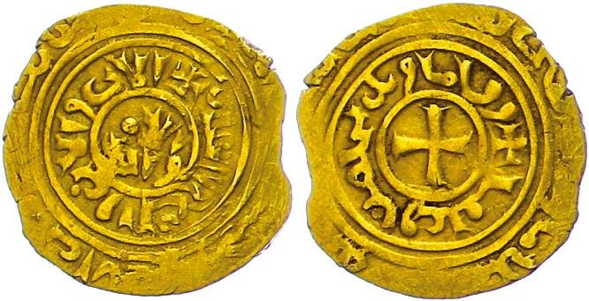 Иерусалимский безант (1251-1258)