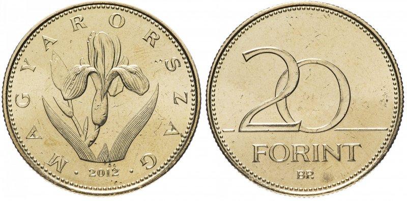 20 форинтов (2012)
