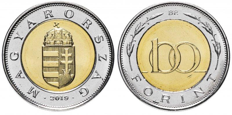 100 форинтов (2019)