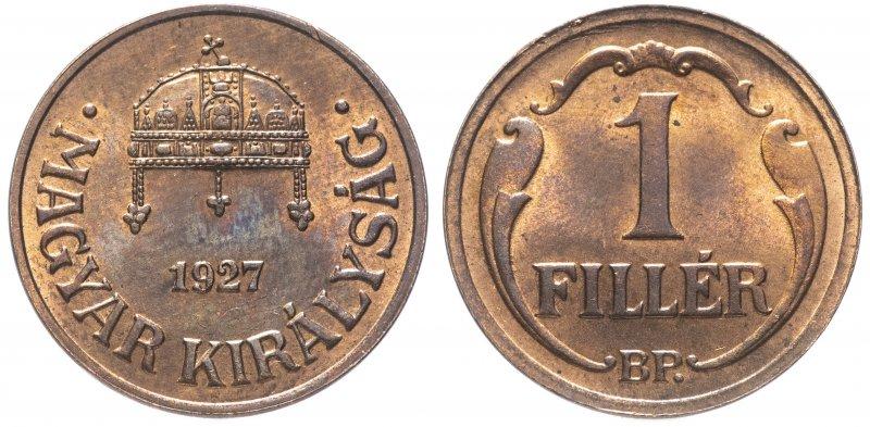 1 филлер (1927)