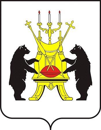 Герб Великого Новгорода 2006-2010 гг.