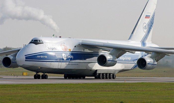 Тяжёлый транспортный самолёт АН-124 «Руслан»