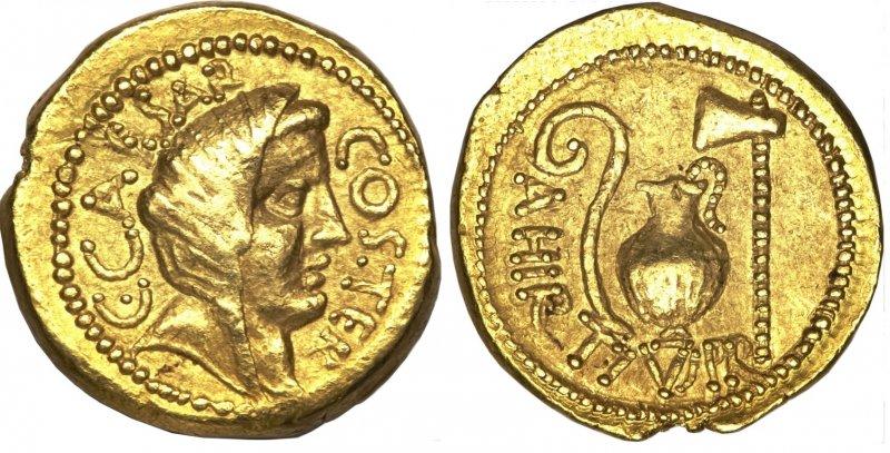Ауреус (46 год до н.э.)