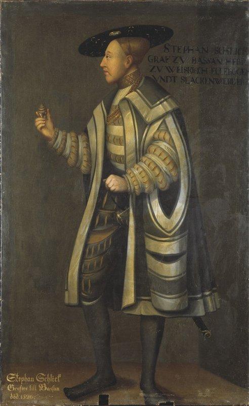 Стефан Шлик. 1526 год