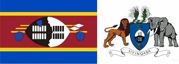 Государственные символы королевства Эсватини