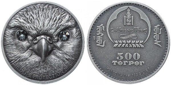 500 тугриков «Сокол»
