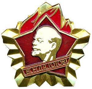 Значок «Пионер-инструктор»