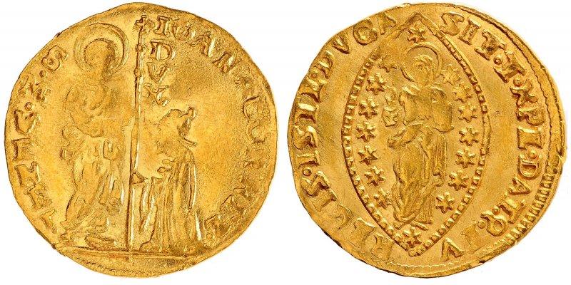 Цехин Джованни I (1625-1629)