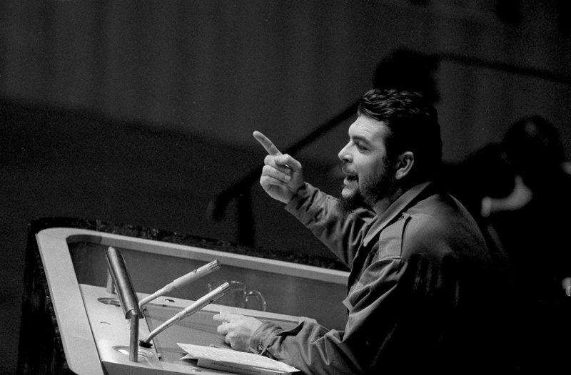 Че Гевара - политик