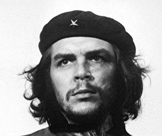Че Гевара, «Героический партизан», автор фото Альберто Корда