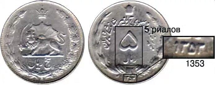 Дата на арабской монете