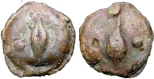 Монета Древнего Рима - унция