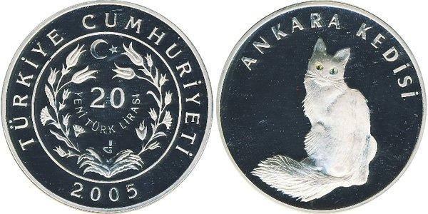Монета 2005 года