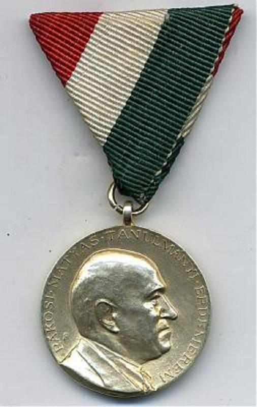 Медаль Ракоши