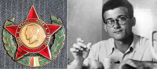 Медаль Эндре Шагвари
