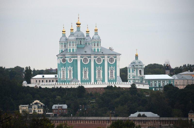 Успенский собор г. Смоленск